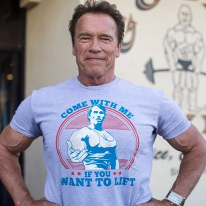 Arnold's climate dig at Trump: 'America is in and our crazy leader is not, so be it'