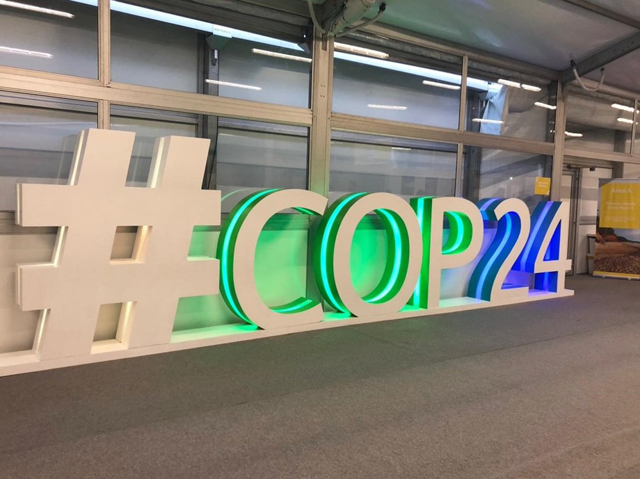 COP24: WHO launches special report on climate action