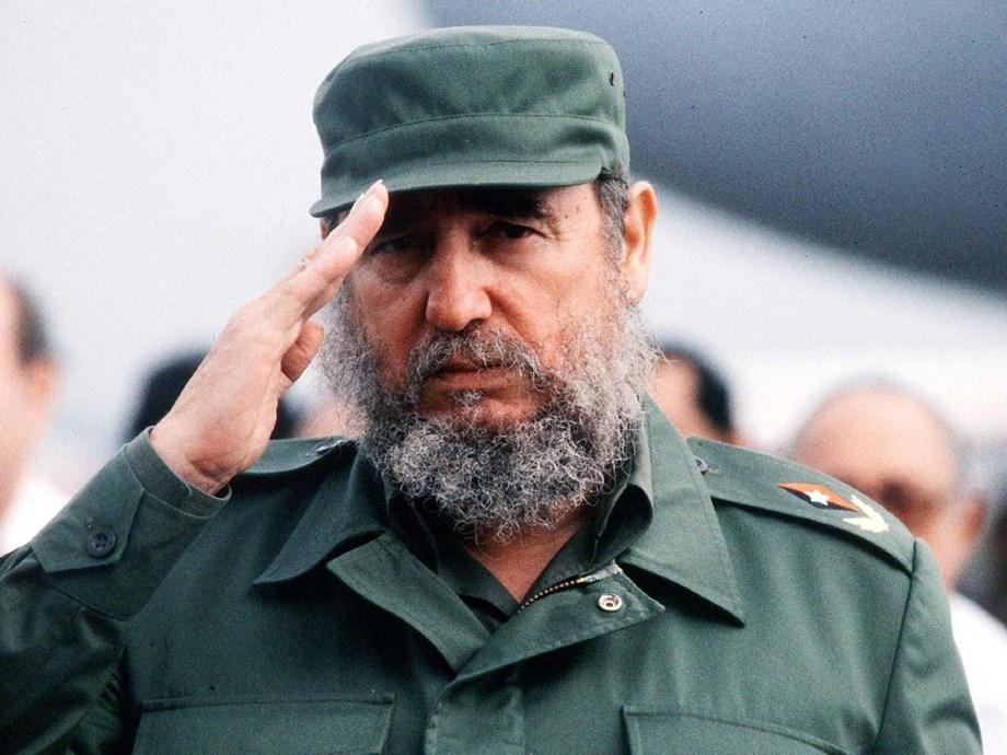 Fidel Castro's photo exhibition marking Cuban revolution