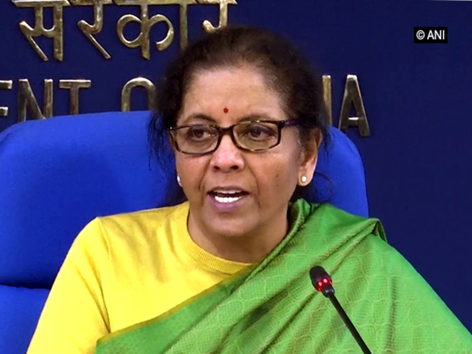 Sitharaman questions Saugata Roy for referring to Chandrayaan-2 as failure
