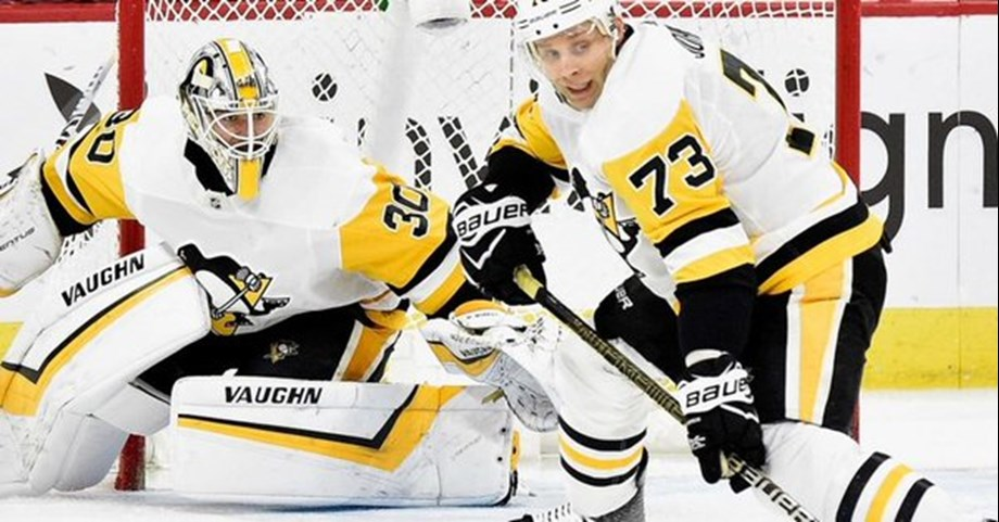 NHL roundup: Penguins win 8th straight
