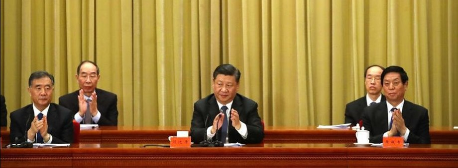 China's Xi orders military to continue strengthening combat preparedness