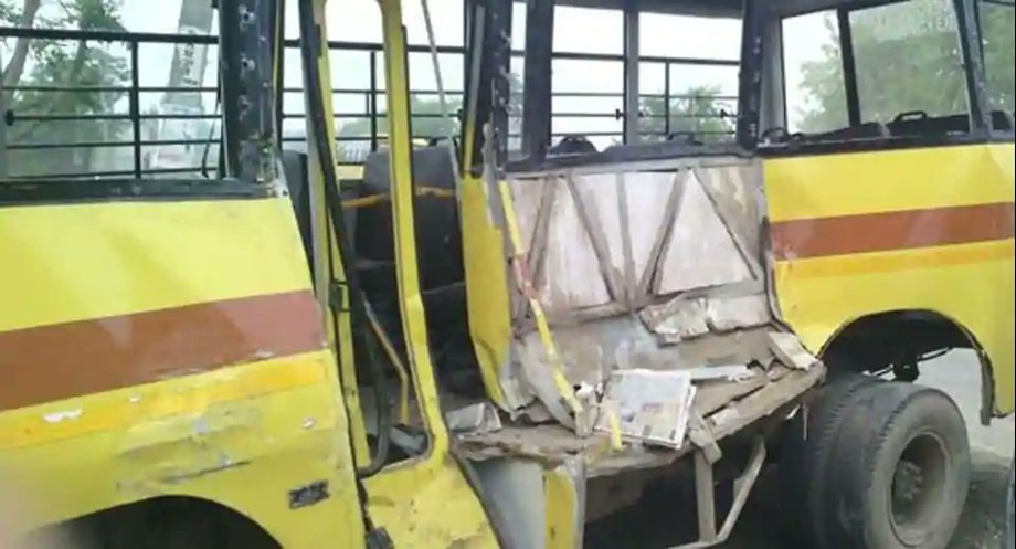 Seven person, including driver killed in Himachal school bus accident