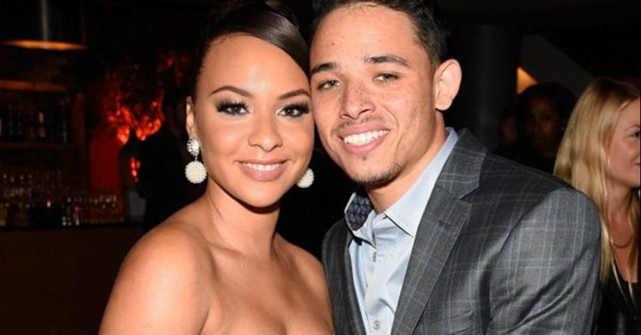 Anthony Ramos and Jasmine Cephas Jones are engaged
