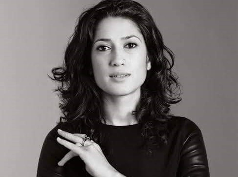 Benazir niece writer Fatima Bhutto pitches to end physical barrier with Art