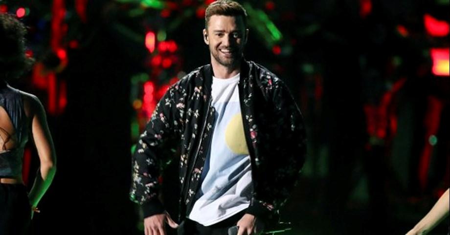 Justin Timberlake returns to tour after vocal cord injury