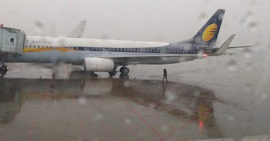 Flight operations halted at Srinagar airport