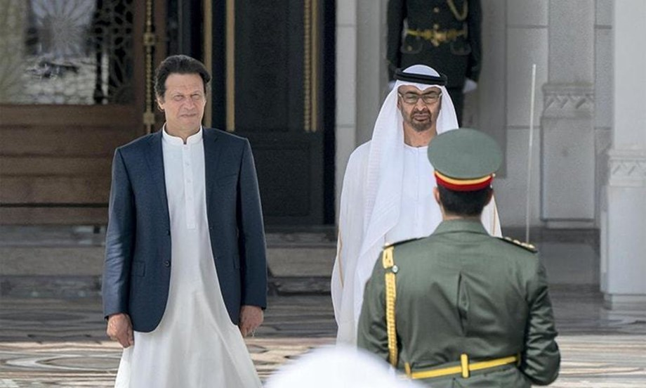UAE Crown Prince Al Nahyan to visit Pak after finalizing USD 6.2 bn financial aid