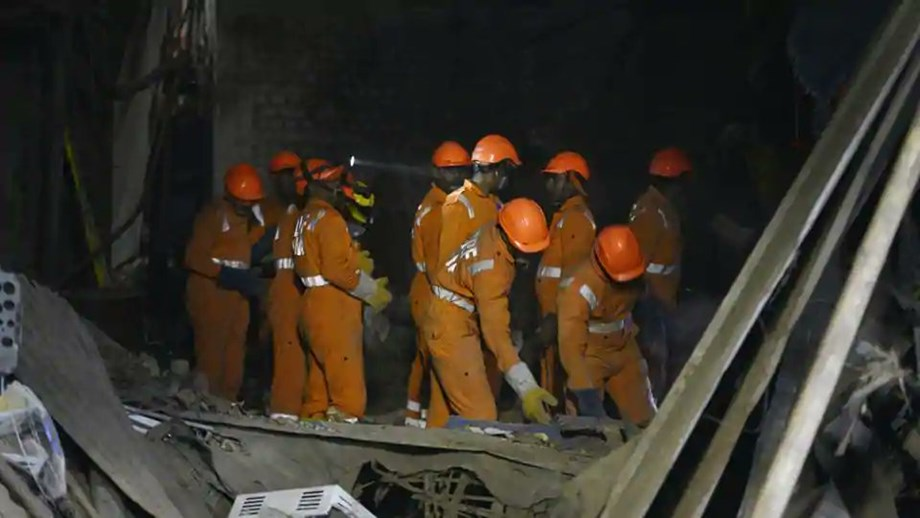 Police arrests co-owner after factory collapse in Delhi