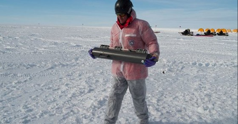 Scientists to search for life under unexplored Antarctic ice