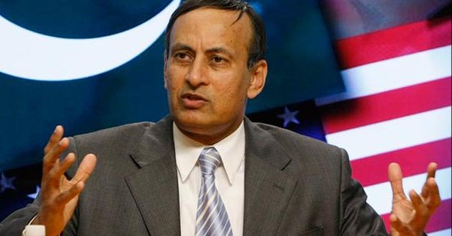 Extradition process initiated against Pak ex-envoy to US charged with fraud