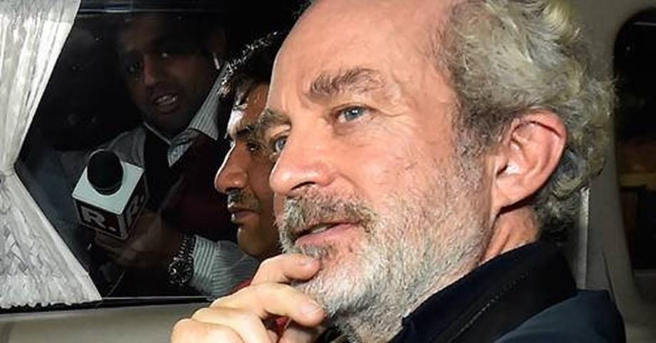 VVIP chopper case: ED seeks judicial custody of Christian Michel