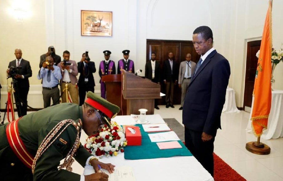 Zambia's President Edgar Lungu to appear at the national dialogue meet on Jan 18