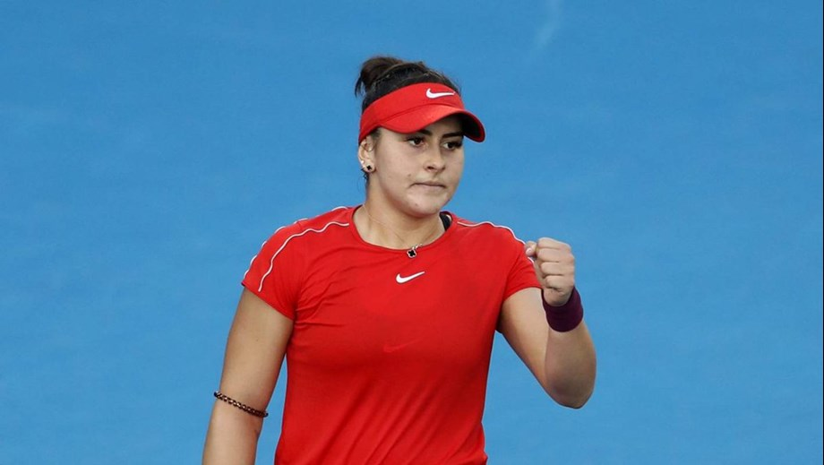 Andreescu stuns Hsieh Su-Wei to set up final against defending champion Gorges