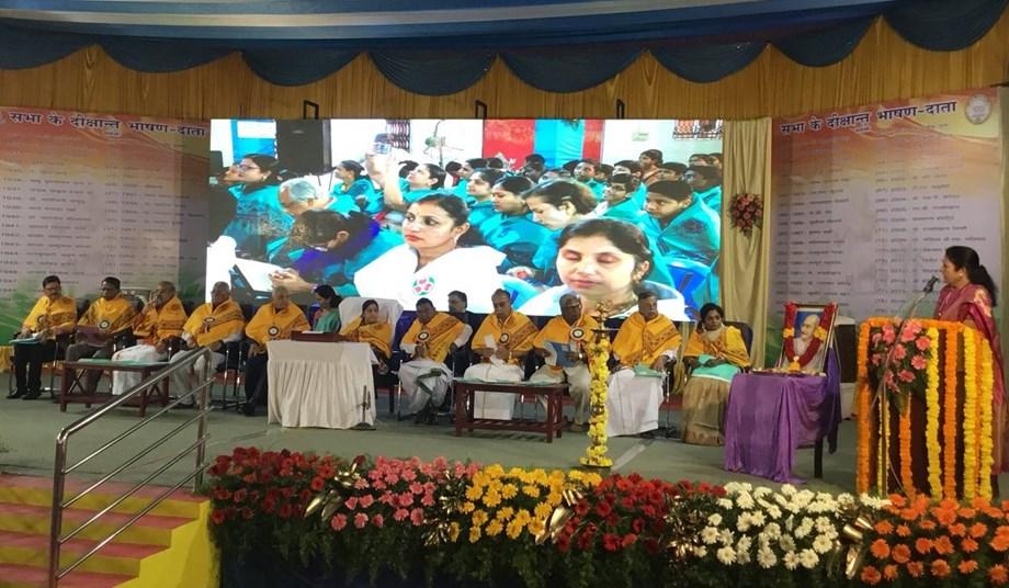 EAM Sushma Swaraj lauds role of Hindi in promoting India's culture