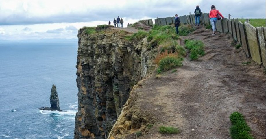Indian falls to death from Ireland cliff while taking selfie