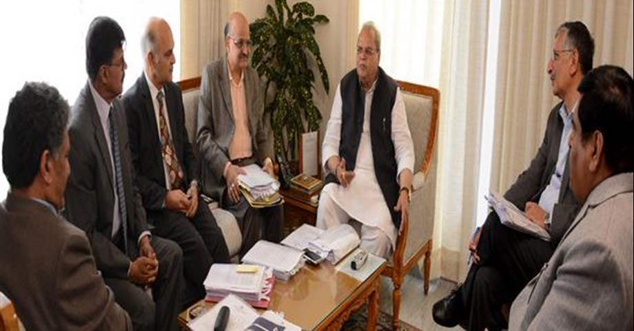 J&K council approves raising income ceiling for economically backward classes