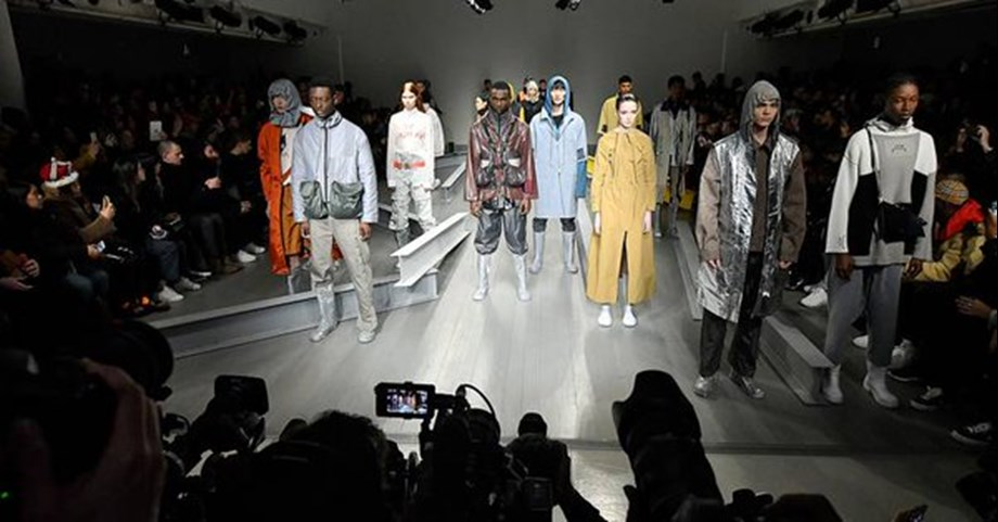 Designers unveil latest creations for male wardrobes in London Fashion Week