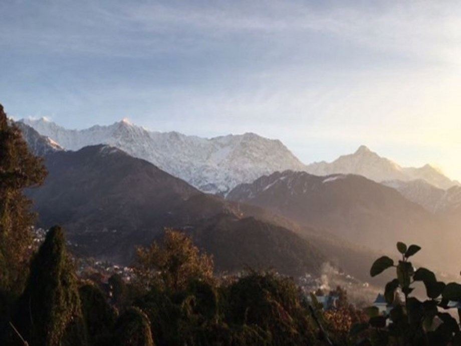 Cold wave grips Himachal and Uttar Pradesh, disrupts normal life