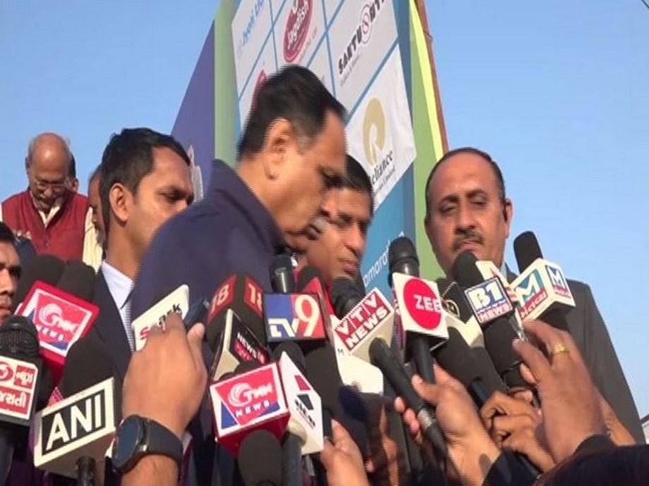 Gujarat Chief Minister Vijay Rupani evades question on children death in state