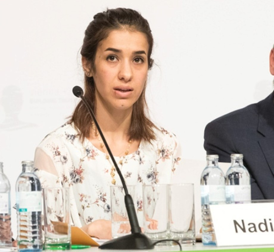 Nadia Murad, Guaido's envoy among top guests invited to Trump's SOTU Address