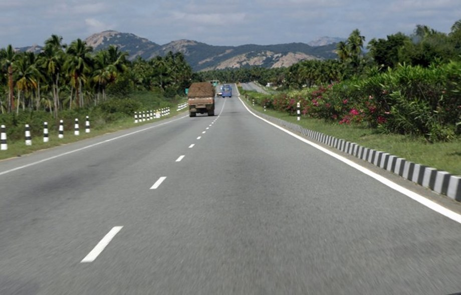 HP: Portion of national highway caves in; traffic disrupted