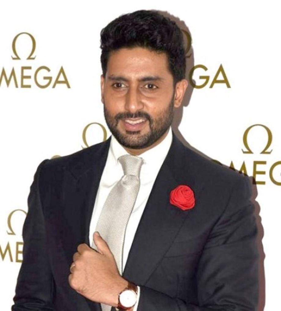 Bollywood celebrities tweet good wishes for Abhishek Bachchan on birthday