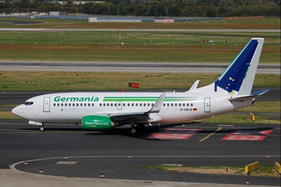 Germania files for bankruptcy, cancels all flights with immediate effect