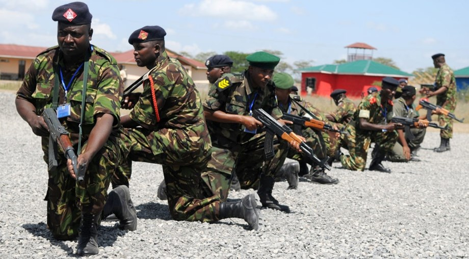 China is against mercenary activities in Africa