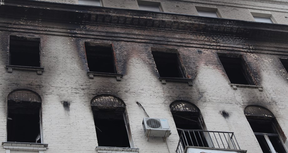 Death toll in Paris fire tragedy at 9; mentally unstable suspect held