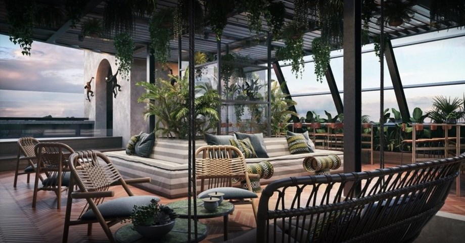 Gorgeous George Hotel to be unveiled in Cape Town in March 2019