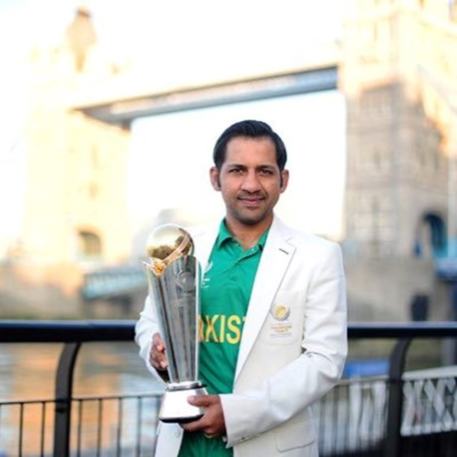 Sarfaraz Ahmed to captain Pakistan in the 2019 WC in England