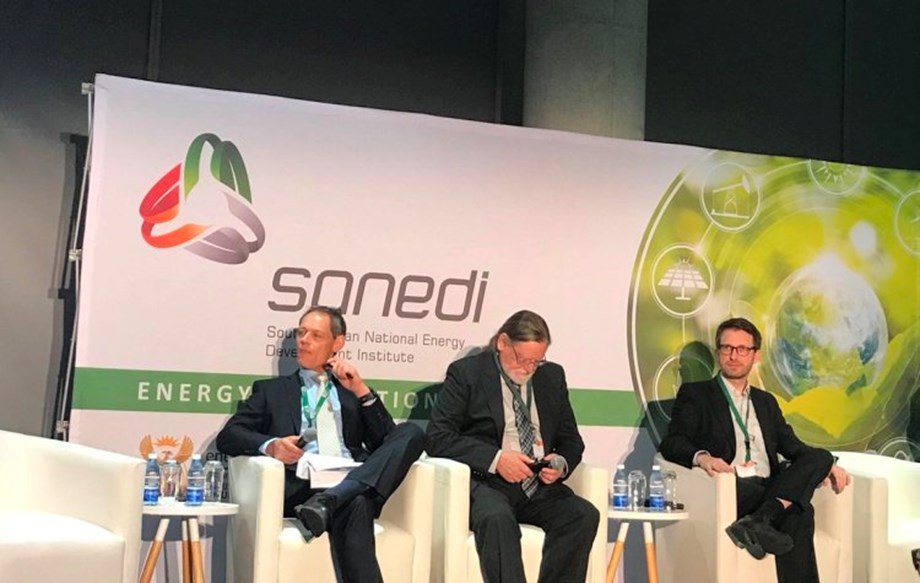 SA needs to move with speed in deploying smart grid technologies: Department