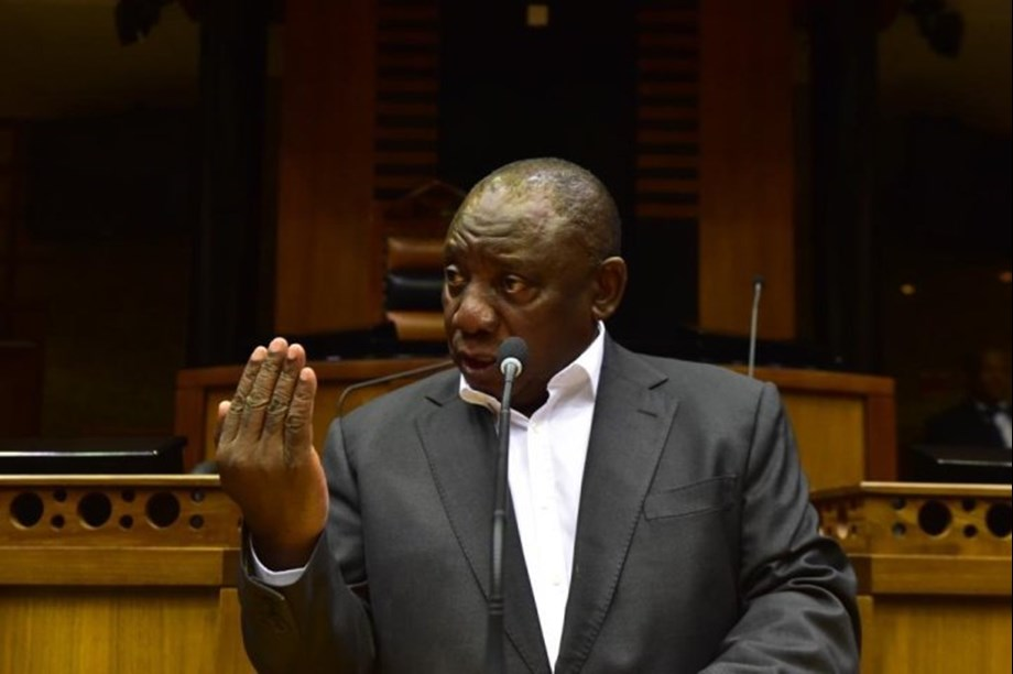 President Cyril Ramaphosa to respond to debate on State of Nation Address