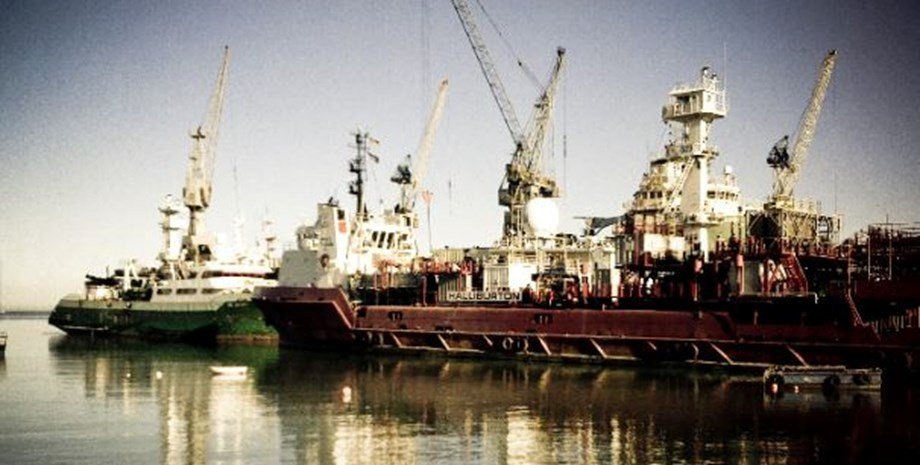 Namibia: Construction of Walvis Bay container terminal on verge of completion