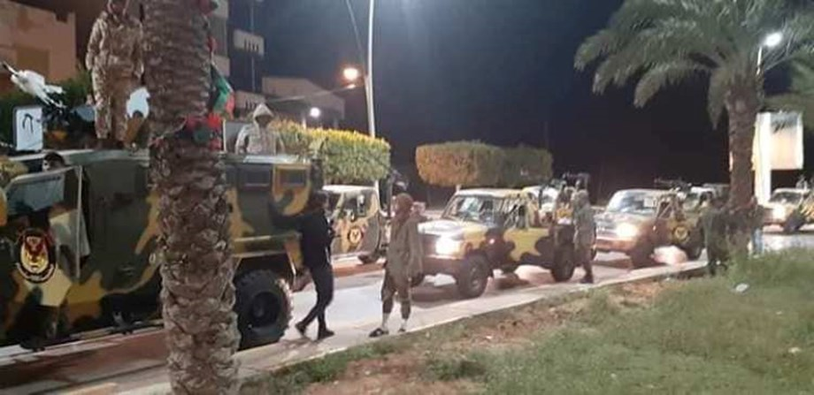 Death in Libya clashes soar to 32 as fighting with Haftar's troops continues