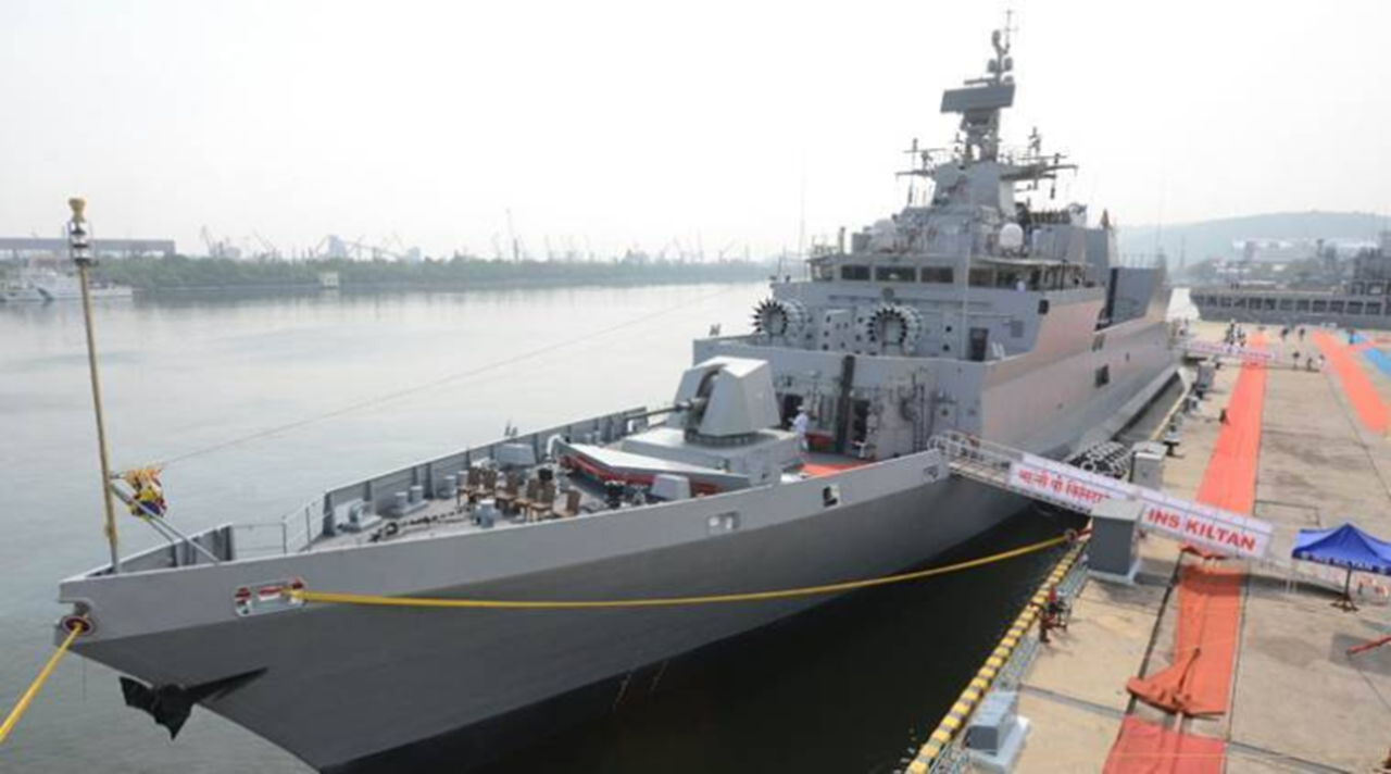 Indian Navy Ships and Aircraft participating in exercise La Perouse |  Headlines