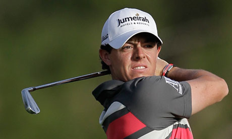 Golf-Good idea for McIlroy to wear heart on his sleeve over home Open - Azinger