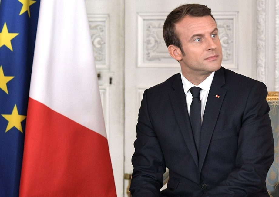 France's Macron sides with Cyprus on dispute with Turkey