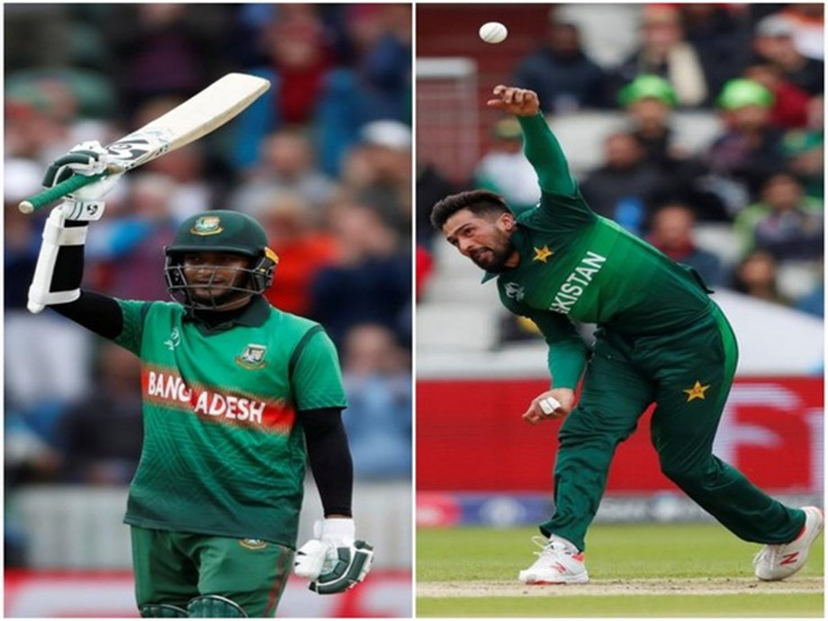 CWC'19: Key players to watch out for in Pakistan-Bangladesh clash