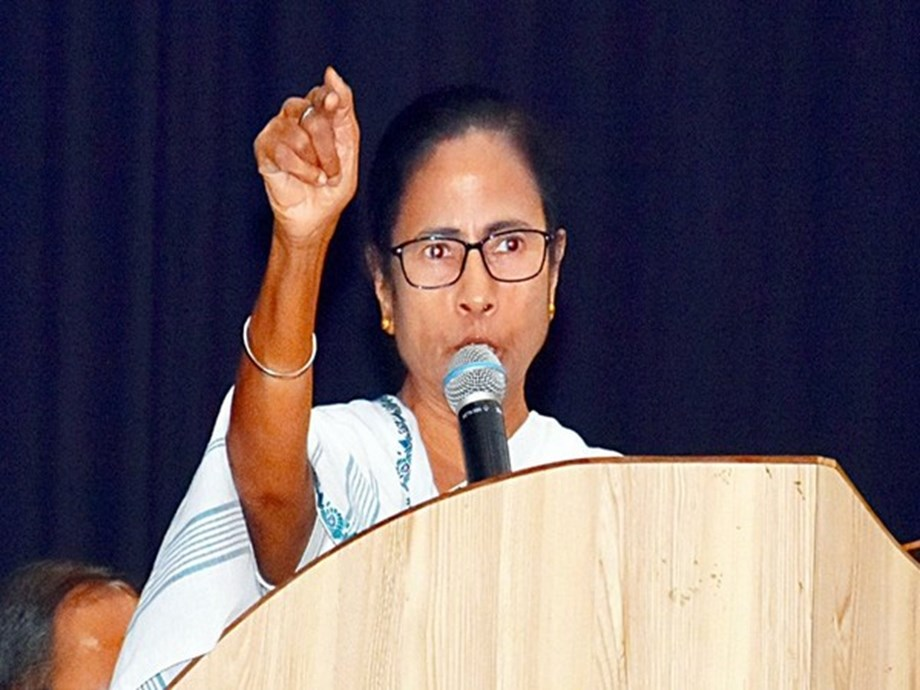 Central government is maligning West Bengal government: CM Mamata Banerjee