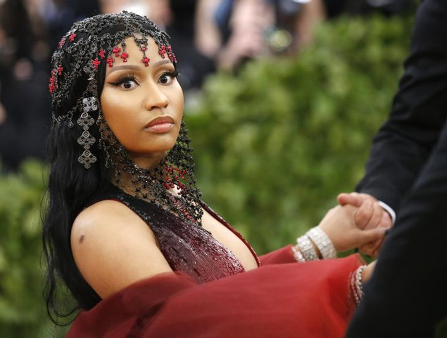 Nicki Minaj criticised by human rights activists ahead of concert in Saudi Arabia