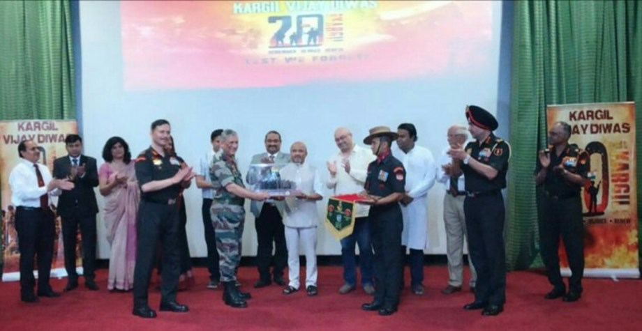 Army Chief releases Kargil Tribute Song to pay homage to martyrs, war veterans