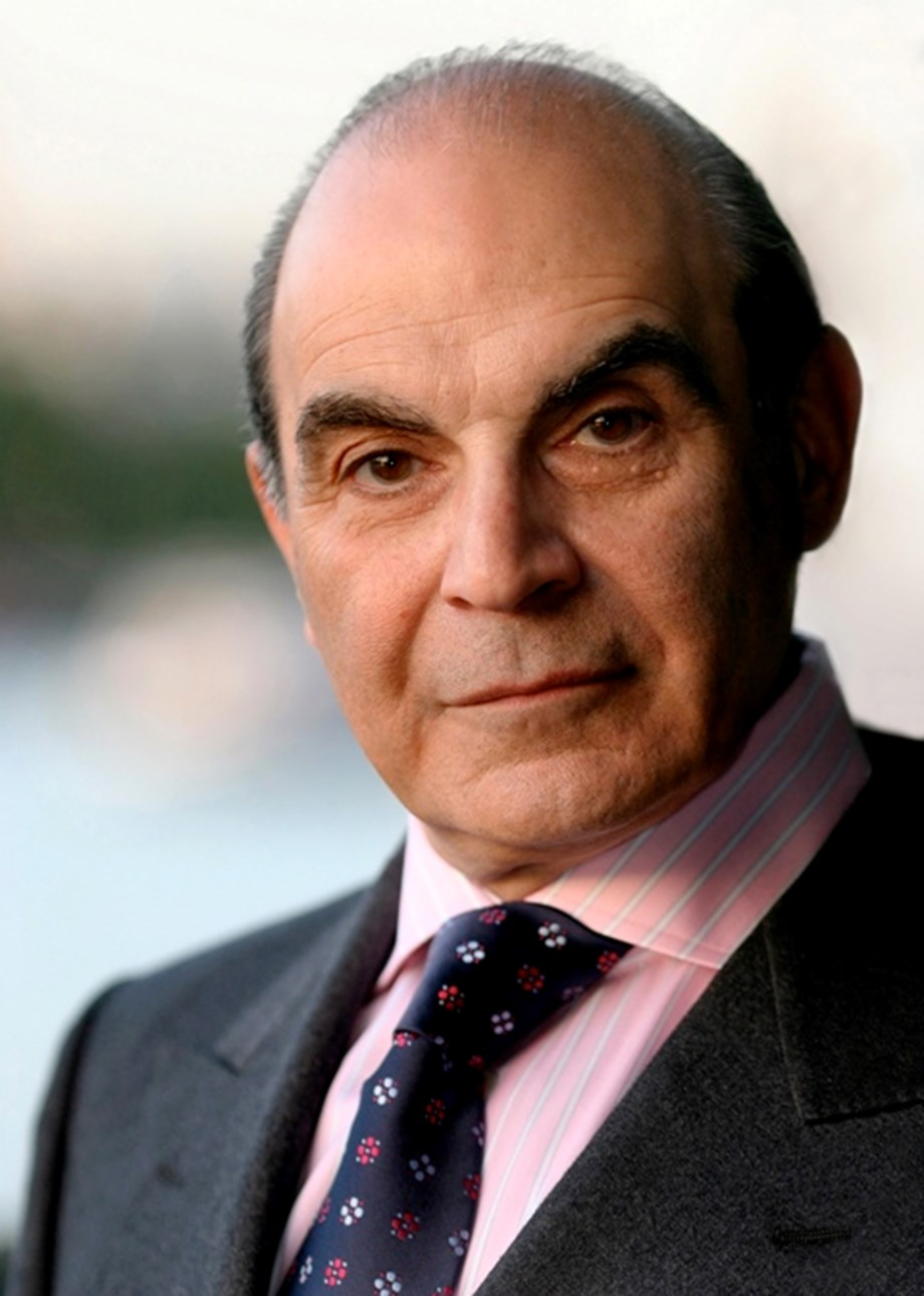 David Suchet to be on NZ stage debut in POIROT AND MORE: A RETROSPECTIVE
