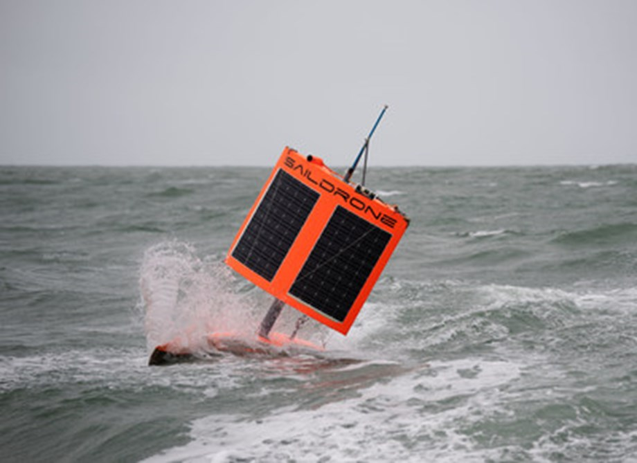 Saildrone Completes First Unmanned Circumnavigation of Antarctica