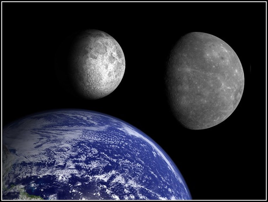 'Moon, Mercury may contain more water ice than thought'