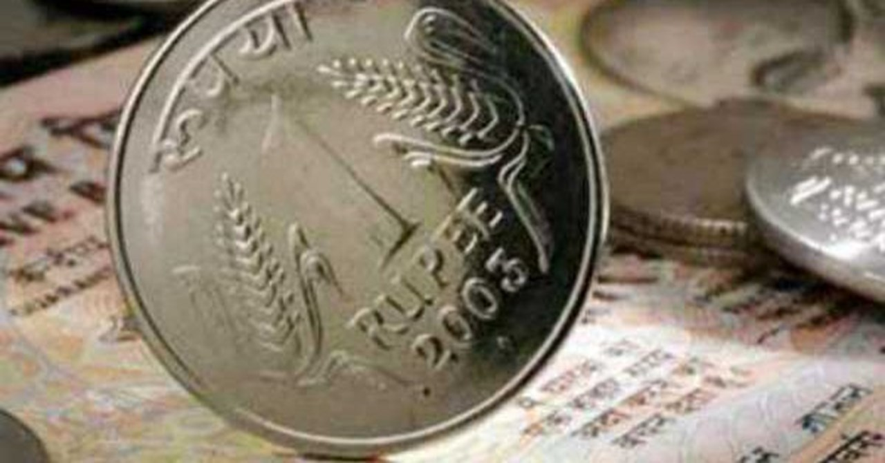 FBIL fixed reference rate of rupee at 72.8 against US dollar