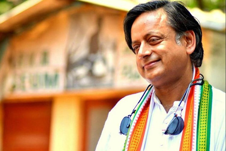 "Defamation charges attempt to ""throttle freedom of expression"": Tharoor"
