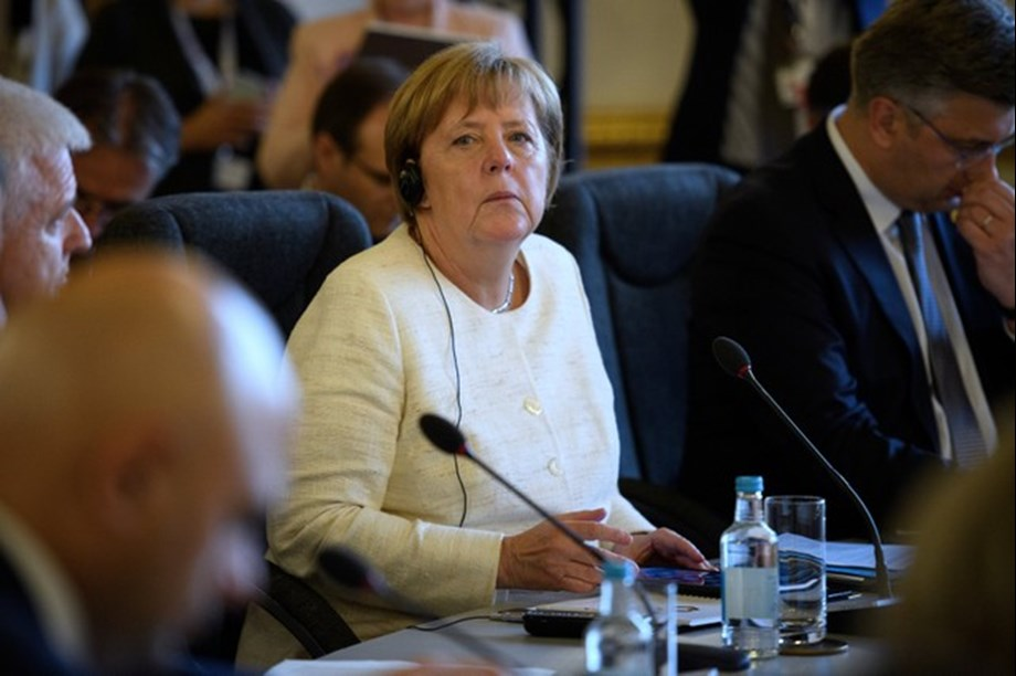 Angela Merkel says, will not seek re-election as CDU party leader