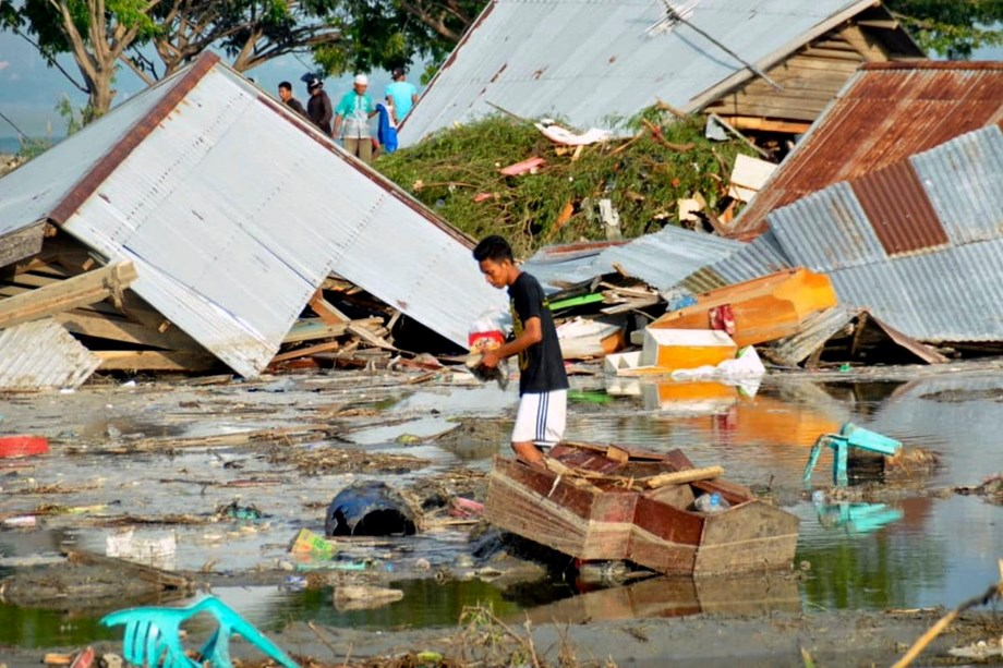 Why Indonesia's double disaster victims look to their future with frustration and despair?